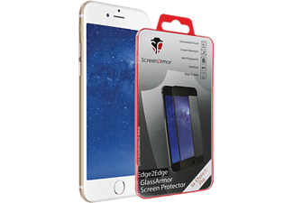 SCREENARMOR Edge2Edge GlassArmor iPhone 6 Plus Zwart