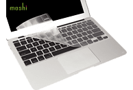 MOSHI 99MO021908 ClearGuard für Apple Macbook Air 11 Zoll, Tastaturschutzfolie