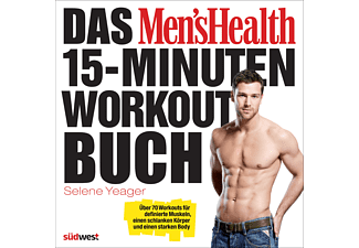 Das Men's Health 15-Minuten-Workout-Buch, Fitness (Broschur)