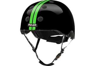 MELON Urban Active STRAIGHT GREEN BLACK GLOSSY M-L