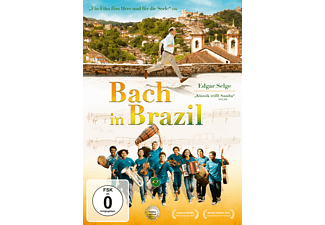 Bach in Brazil - (DVD)