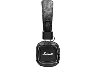 MARSHALL Major MKII Bluetooth, On-ear Kopfhörer, Schwarz