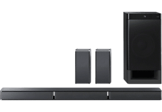 SONY Système Home cinéma 5.1 Bluetooth (HTRT3.CEL)