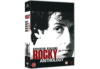 Rocky - Anthology DVD