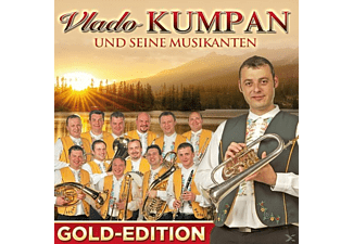 Vlado u.s. Musikanten Kumpan - Gold-Edition - (CD)