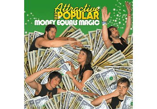 Attractive And Popular - Money Equals Magic [CD]