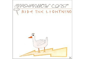 Marshmallow Coast - Ride The Lightning [CD]