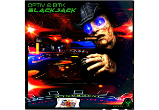 Optiv & BTK - Blackjack - (CD)