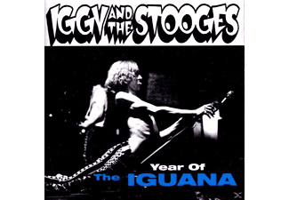 Iggy - Year Of The Iguana - (CD)