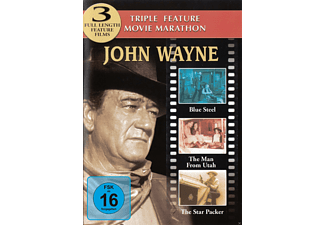 Triple Feature Movie Marathon [DVD]