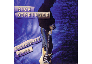 Rick Derringer - Jackhammer Blues - (CD)