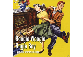 VARIOUS - Boogie Woogie Bugle Boy-Favourite Wartime Songs [CD]