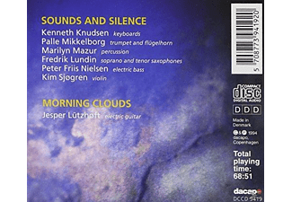 Kenneth Knudsen - Sounds And Silence - (CD)