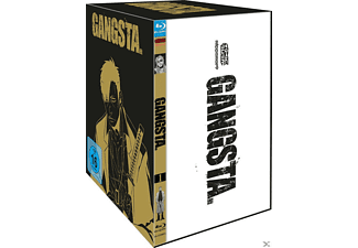 Gangsta - Vol. 1 (Limited Edition) [Blu-ray]