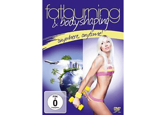 Fat Burning & Body Shaping - Anywhere, Anytime [DVD]