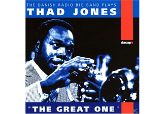 Danish Radio Big Band - Thad Jones-The Great One - (CD)