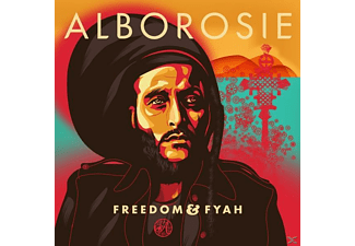 Alborosie - Freedom & Fyah - (CD)