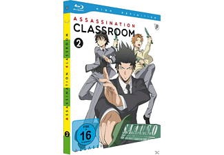 Assassination Classroom - Vol.2 [Blu-ray]
