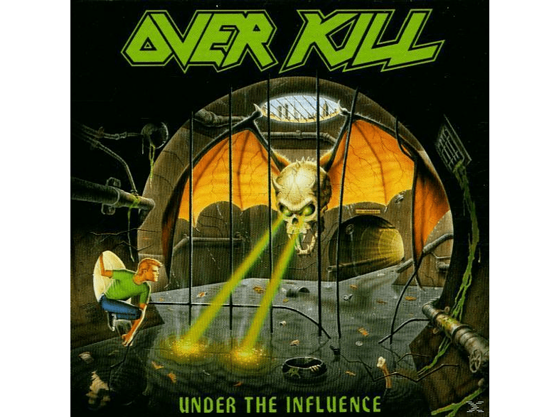 Overkill - Under The Influence [CD]