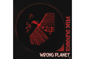 Electric Mud - Wrong Planet - (CD)