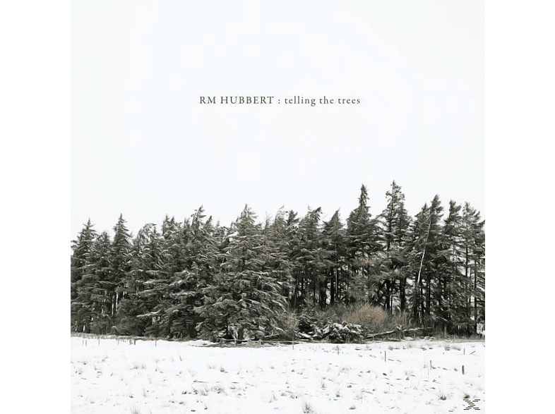 Rm Hubbert - Telling The Trees (180 Gr.Vinyl+Mp3) [LP + Download]