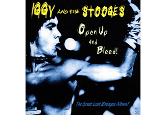 Iggy Pop - Open Up And Bleed! - (CD)