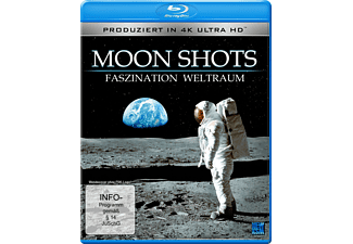 Moon Shots 4K - (Blu-ray)