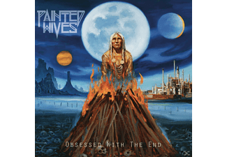 Painted Wives - Obsessed With The End - (Vinyl)
