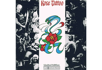 Rose Tattoo - Rose Tattoo [CD]