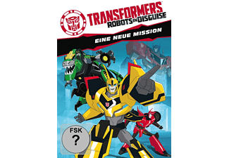 Transformers Robots In Disguise - Staffel 1.1 [DVD]