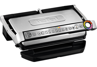 TEFAL GC722D Optigrill Plus XL, Kontaktgrill, 2000 Watt