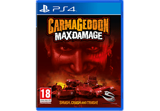 Carmageddon - Max Damage  PS4