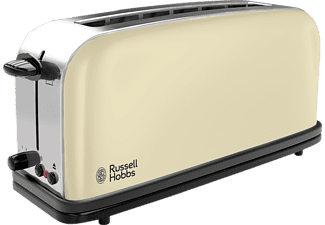 RUSSELL HOBBS 21395-56 Colours Classic Cream Long Slot