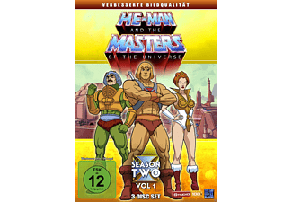 He-Man and the Masters of the Universe - Season 2 - (DVD)