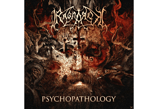 Ragnarök - Psychopathology - (CD)
