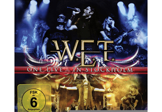 W.E.T. - One Live - In Stockholm - (CD)