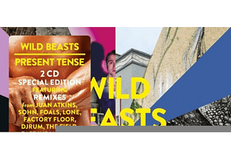 Wild Beasts - Present Tense-Special Edition - (CD)