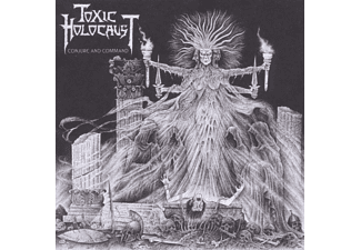 Toxic Holocaust - Conjure And Command (Ltd Deluxe Version) - (CD + DVD)