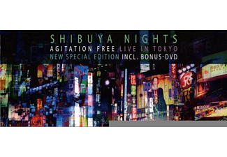 Agitation Free - Shibuya Nights - (CD)