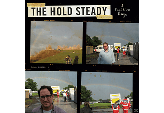 The Hold Steady - A Positive Rage - (DVD)