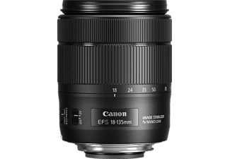CANON 18 - 135 mm f/3.5-5.6 EF-S, IS, USM für: Canon