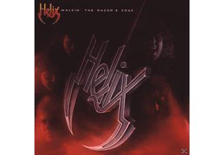 Helix - Walkin The Razors Edge - (CD)