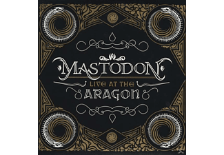 Mastodon - Live At The Aragon - (LP + DVD Video)