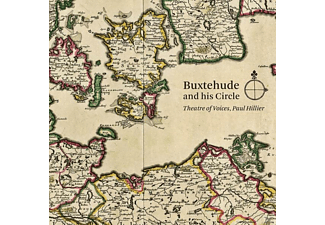 Theatre Of Voices, VARIOUS - Buxtehude And His Circle [SACD Hybrid]