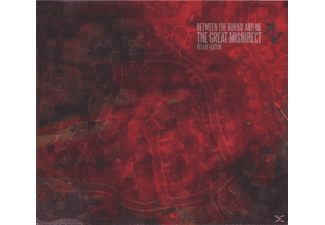Between The Buried Me - The Great Misdirect Deluxe Version - (DVD)
