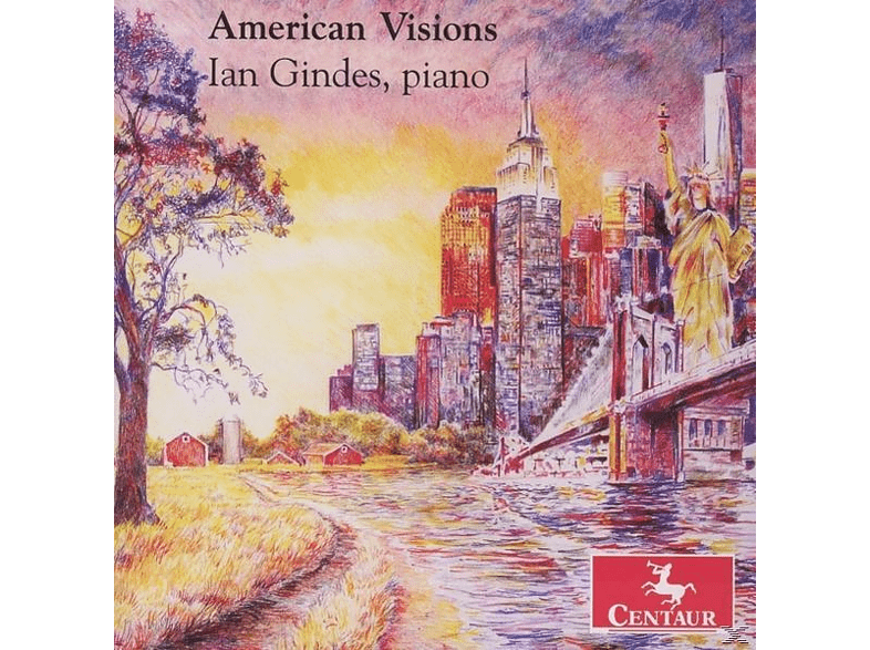 Ian Gindes - American Visions [CD]