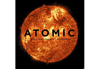 Mogwai - Atomic CD