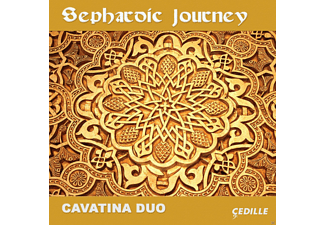 Cavatina Duo - Sephardic Journey - (CD)