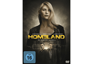 Homeland - Staffel 5 - (DVD)
