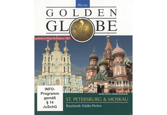 St.Petersburg & Moskau-Golden Globe - (Blu-ray)